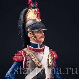 Кирасир 11 полка, 1810 года, Adrien Van Gerdinge, Франция, сер. 20 в