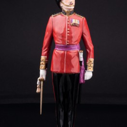Капитан шотландской гвардии, Carl Thieme, Германия, сер. 20 в