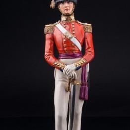 Офицер Гренадерской гвардии, Дрезден, Германия,