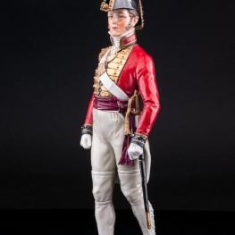 Офицер Гренадерской Гвардии, 1815, Sitzendorf, Германия, вт. пол. 20 в