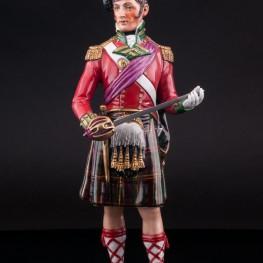 Солдат 79го Камеронского полка, 1814, Sitzendorf, Германия