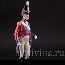 Офицер Колдстримской гвардии, 1815, Sitzendorf, Германия