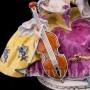 Статуэтка из фарфора После выступления, Дрезден, Германия, кон. 19 - нач. 20 вв.
